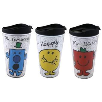 Mr. Men Coffee Mug 500ml