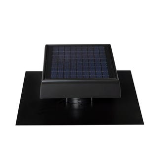 Bradford SolarXVENT Solar Powered Roof Ventilator