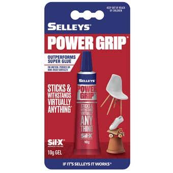 Selleys Power Grip Adhesive 10g