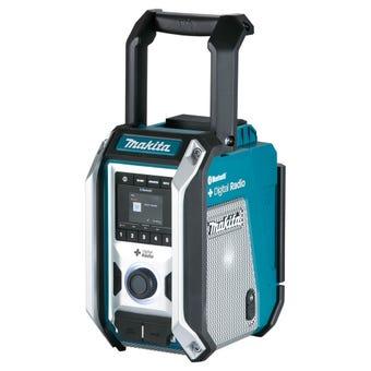 Makita Digital Bluetooth Jobsite Radio Skin