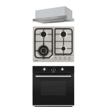Milano Cooking Package with Digital Timer 600mm