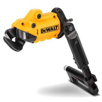 DeWALT Impact Shear Drill Attachment