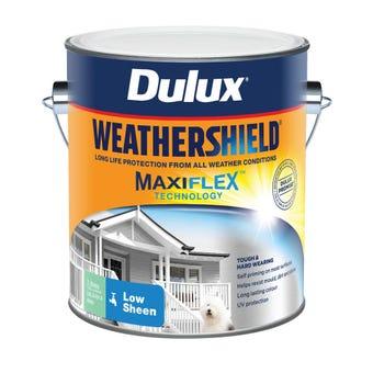 Dulux Weathershield Exterior Low Sheen Deep 2L