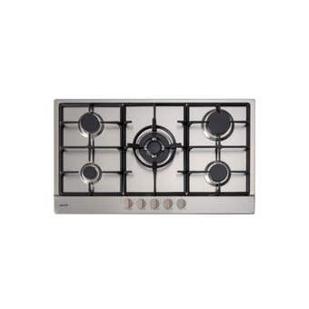 Euro Appliances Gas Cooktop with Wok Burner 900mm