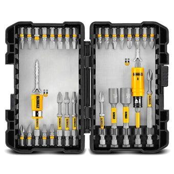 DeWALT Max Impact Drill Bit Set - 31 Piece  DWAMI31