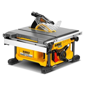 DeWALT XR FlexVolt Brushless Table Saw