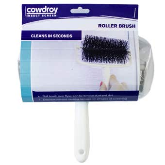 Cowdroy Flyscreen Roller Brush