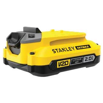 Stanley FatMax V20 2.0Ah Battery Pack