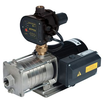 Pumpmaster Horizonal Multistage Pump 9 Tap
