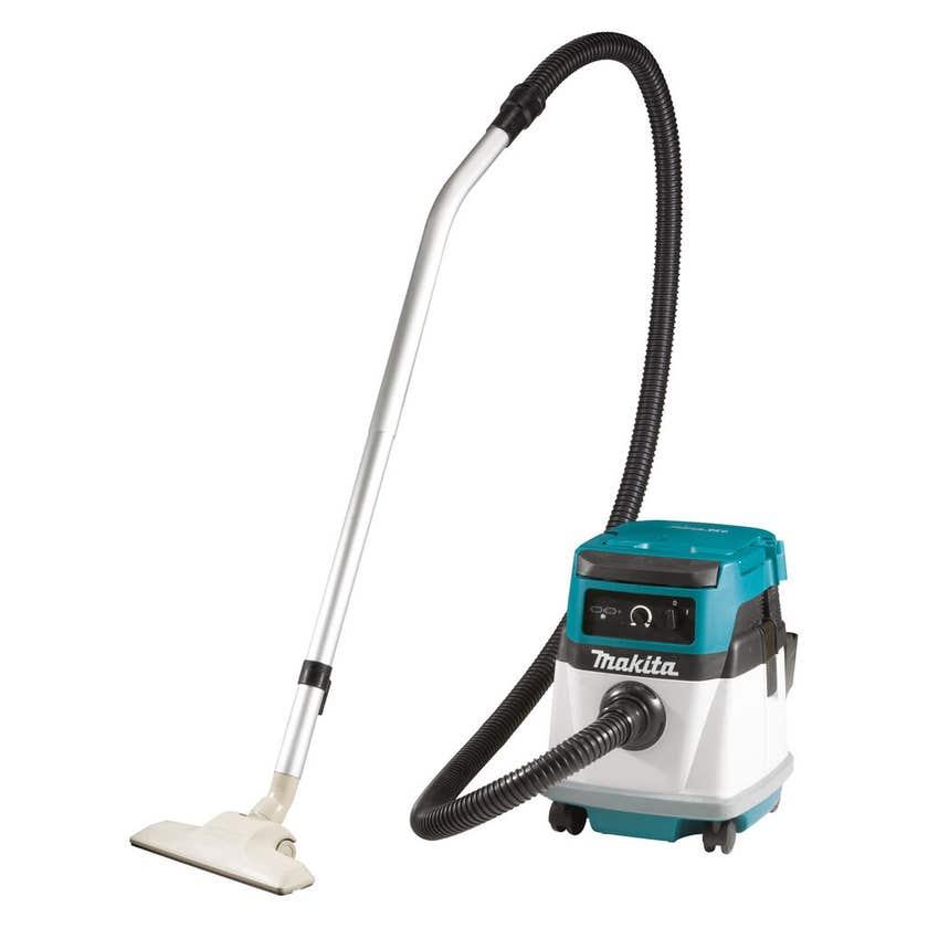 Makita 18V x  2 Wet/Dry Dust Extraction Vacuum Skin DVC150LZ