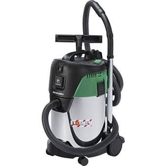 HiKOKI 1000W 30L Wet & Dry Vacuum