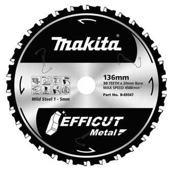 Makita Efficut Metal Circular Saw Blade