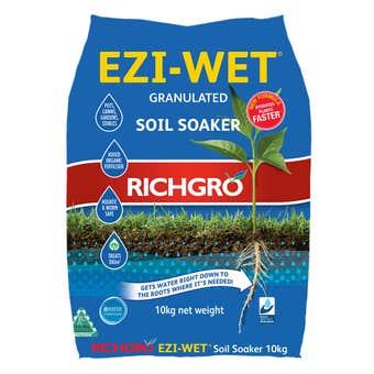 Richgro Ezi-Wet Granulated Soil Soaker 10kg