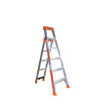 Bailey 3 in 1 Ladder 6 Step 150kg Industrial 1.8m