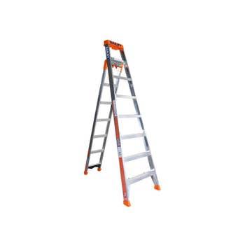 Bailey 8 Step Industrial 3 in 1 Ladder 150kg 2.4m