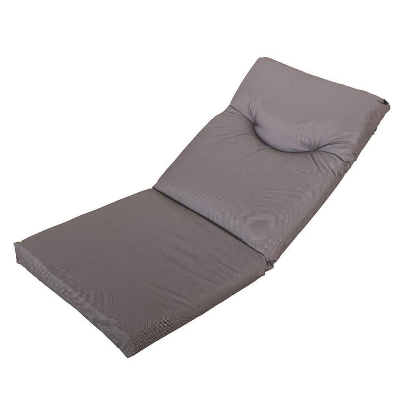 Charcoal Replacement Cushion for Brandon Chair
