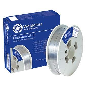 Weldclass Plantinum GL-11 Gasless Wire 0.8mm