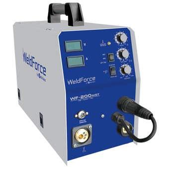 Weldforce WF-200MST 200A MIG Stick TIG Welder