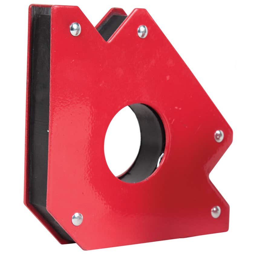 """Magnetic Square Red Arrow 5"""""""