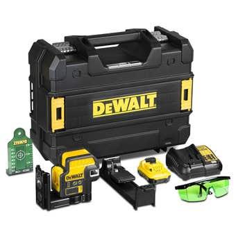 DeWALT Laser Beam Kit 2 Spot Green 12V