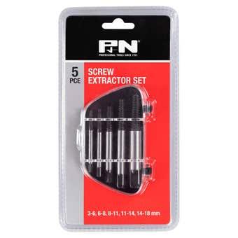 P&N Screw Extractor Set - 5 Piece