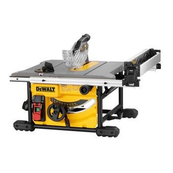 DeWALT 1850W Portable Table Saw 210mm
