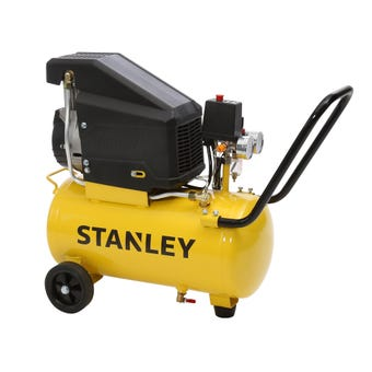 Stanley 1.5HP Direct Drive Air Compressor 21L