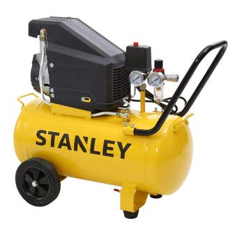 Stanley 2HP Direct Drive Air Compressor 36L