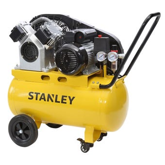 Stanley 2.5HP Belt Drive Air Compressor 50L