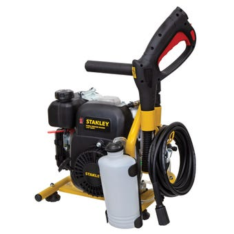 Stanley 2.6HP Petrol Pressure Washer 1600PSI
