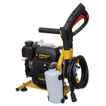 Stanley 2.6HP Petrol Pressure Washer 1600PSI