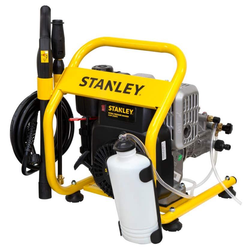 Stanley 4HP Petrol Pressure Washer 2500psi