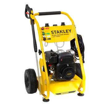 Stanley 2.6HP Petrol Pressure Washer 1900PSI