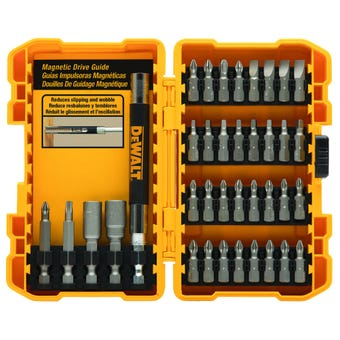 DeWALT Tough Case Screw Driving Set - 37 Piece