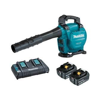 Makita 36V (18Vx2) Brushless Blower Vacuum Kit DUB363PT2V