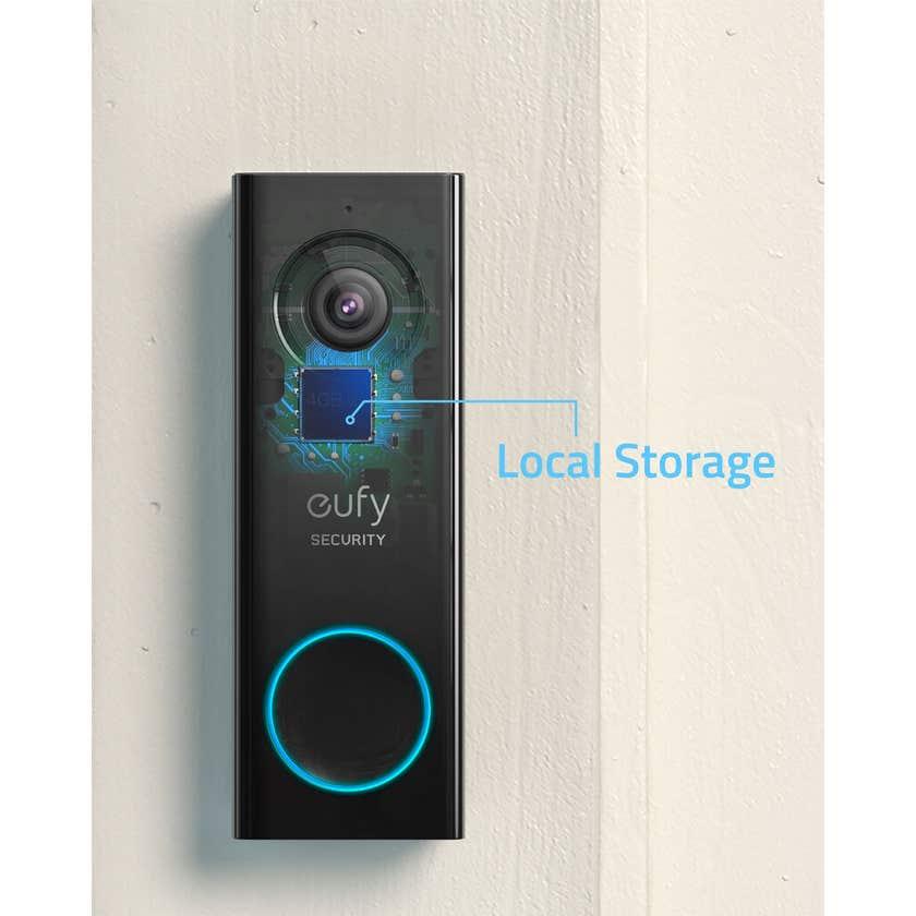 Eufy Stand Alone Wireless Video Doorbell 2K