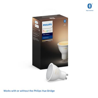 Philips Hue Downlight GU10 5W White Ambiance