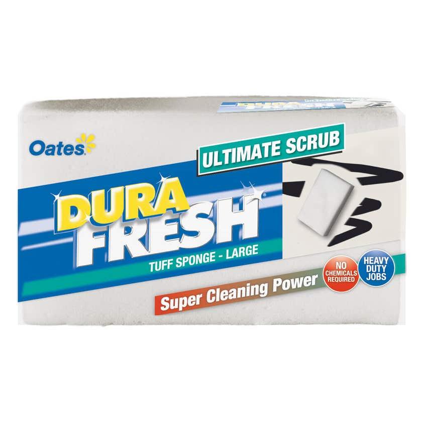Oates Tuft White Sponge Block Multi Purpose Large