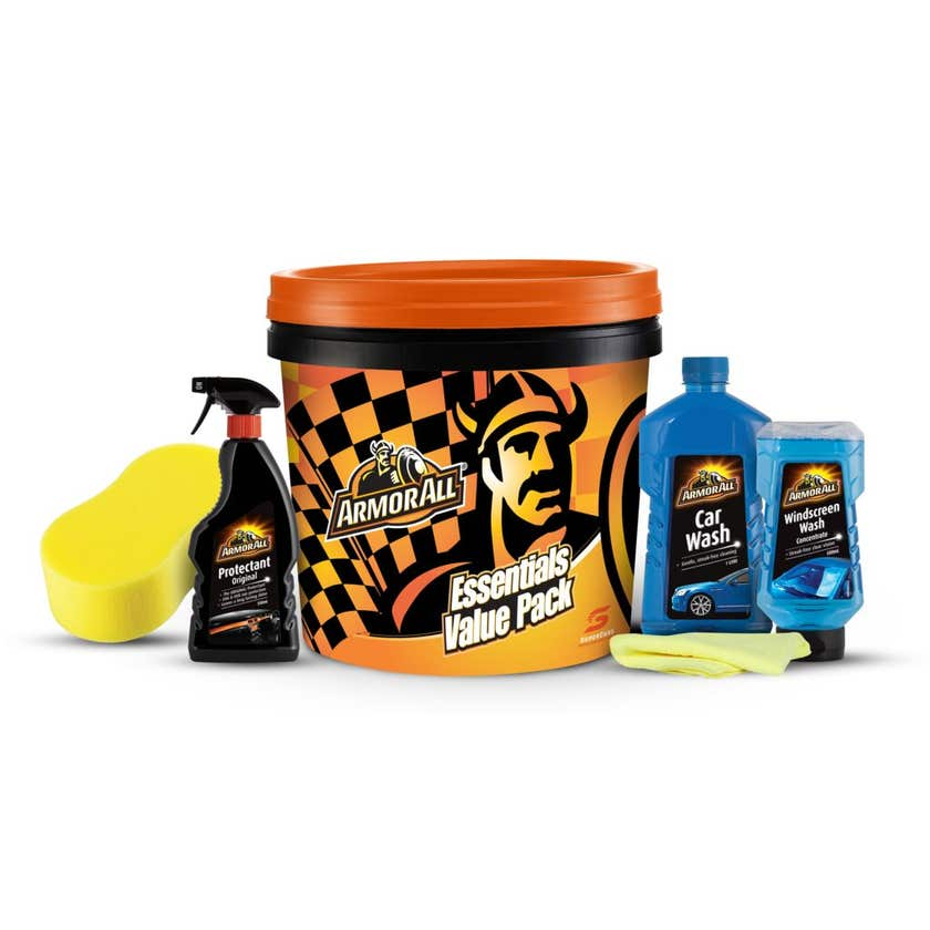 Armor All Essentials Cleaning Bucket - 5 Piece