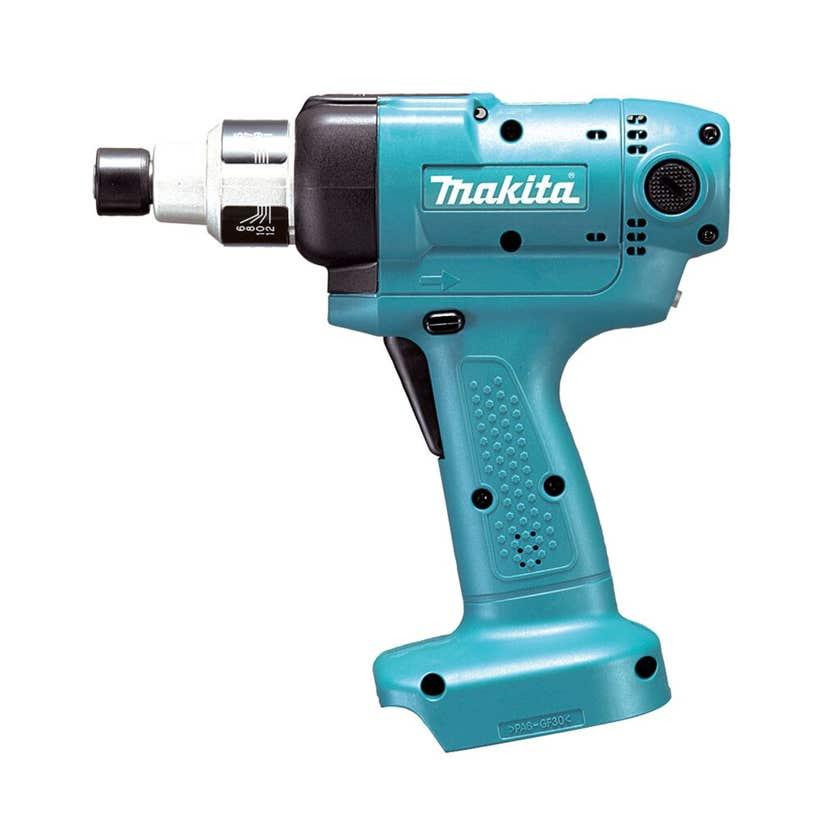 "Makita 14.4V 1/4"" Hex Pistol Grip Screwdriver"