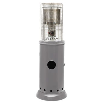Gasmate Area Heater Light Grey