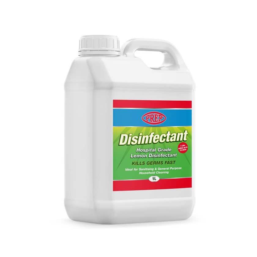 Prep Hospital Grade Disinfectant Concentrate 1L