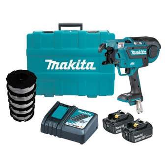 Makita 18V 3.0Ah Brushless Reber Tying Tool Kit