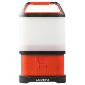 Dorcy Lantern Storm LED 500 Lumen 4AA/8AA with Powerbank