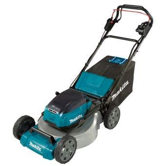 """Makita 18V x 2 Brushless Self Propelled Lawn Mower 534mm (21"""") Skin"""