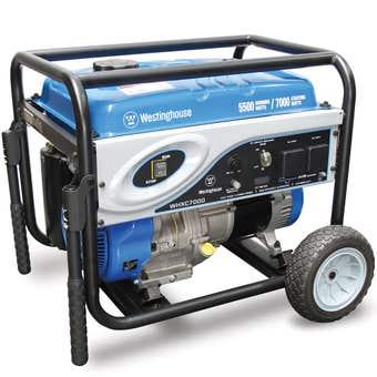 Westinghouse Portable Generator WHXC7000