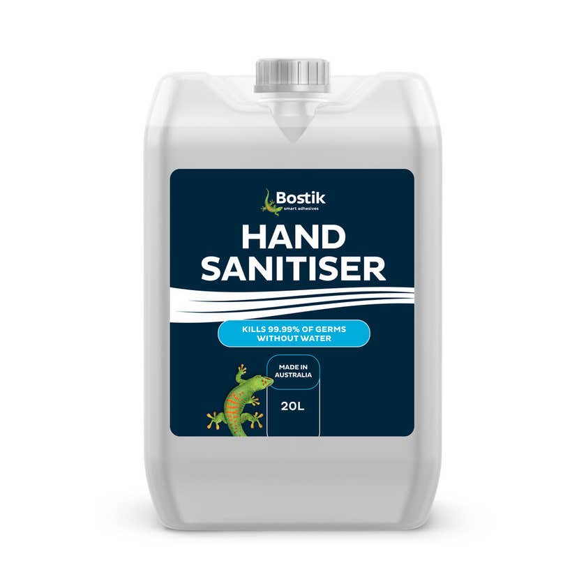 Bostik Hand Sanitiser Gel 20L