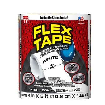 Flex Tape White 102mm x 1.52m