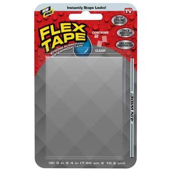 Flex Tape Mini Clear 765 x 102mm