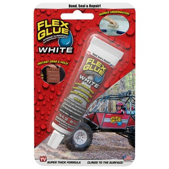 Flex Glue Mini Tube White 22ml